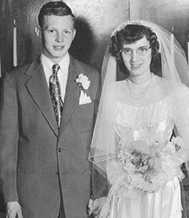 Clymer couple celebrate 60 years of marriage