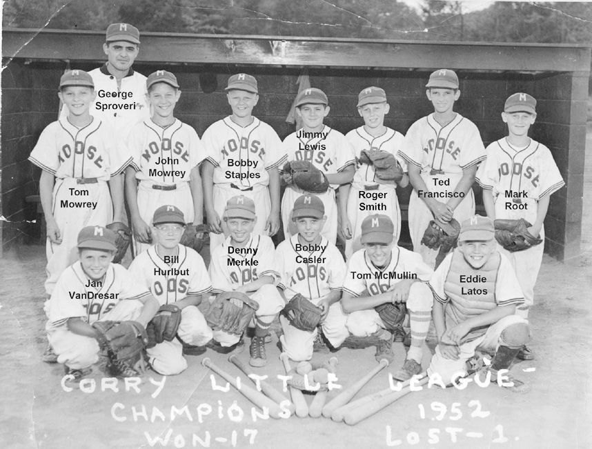 1952 Little League