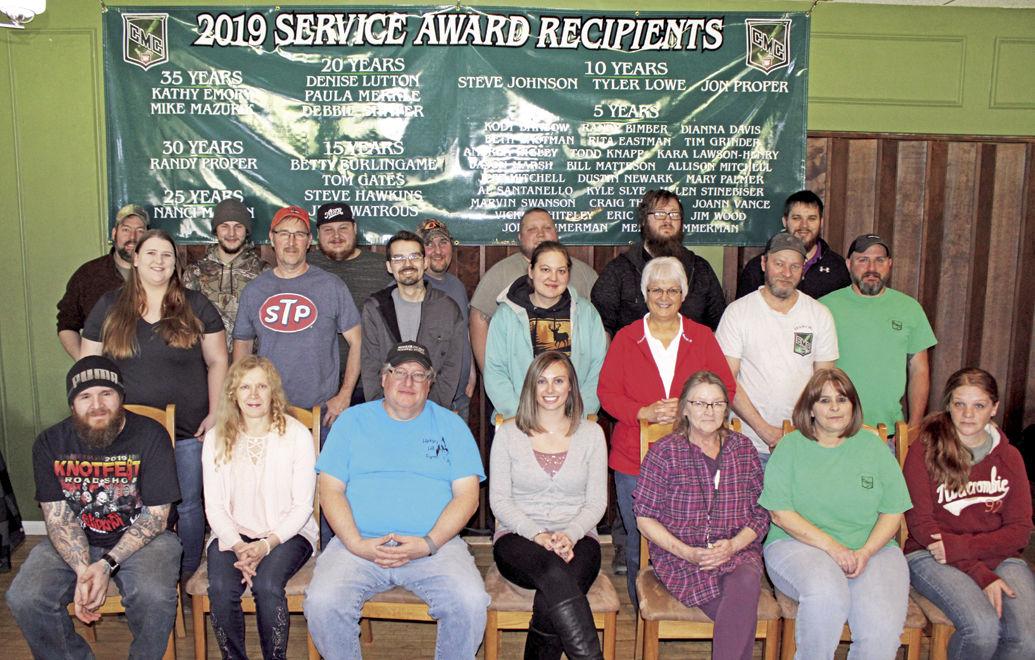 CMC honors five years