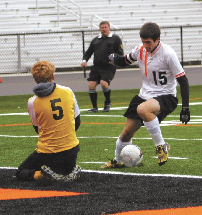Corry boys blank Maplewood in first game on new surface