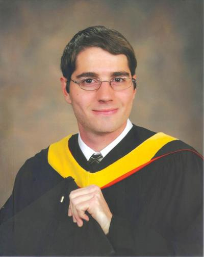 Jamison Drab graduates from Allegheny College