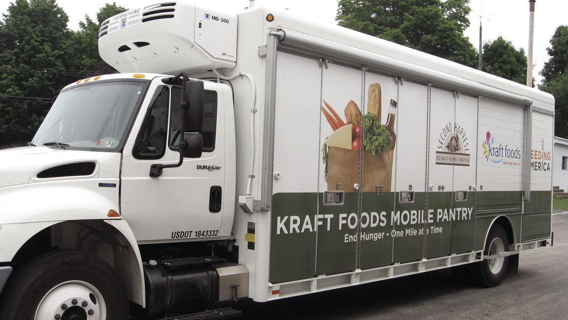 spedition mobel hoffner, second harvest food bank program benefits region | news, Design ideen