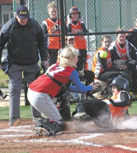 Lady Beavers launch 3 HRs in first game on new field