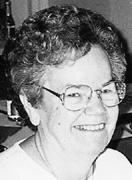 Phyllis E. Burrows, 82