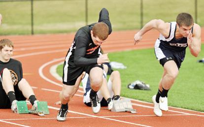 Beaver girls win, boys fall to OC
