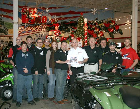 Holiday display earns NWPAbusiness $10,000