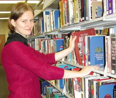 Public library hires new director