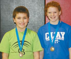 Corry students win districts