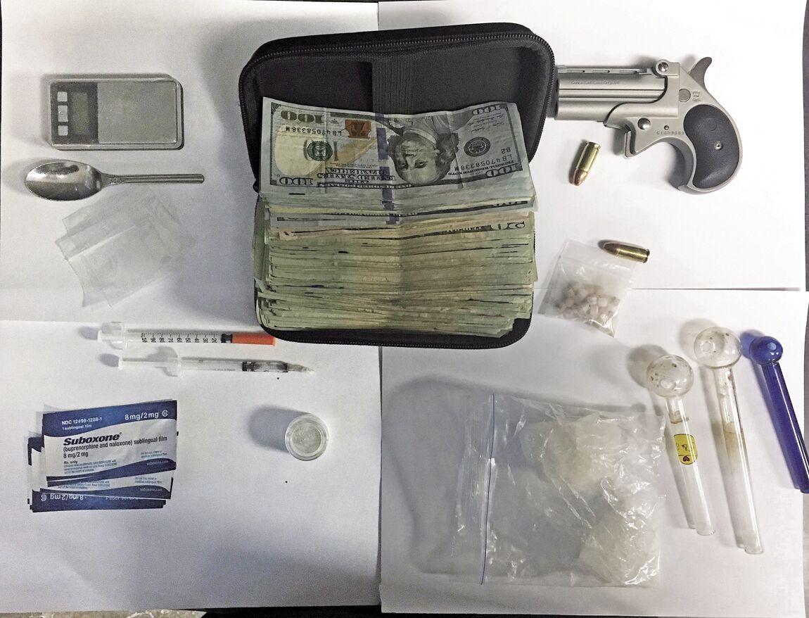 Chautauqua drug bust