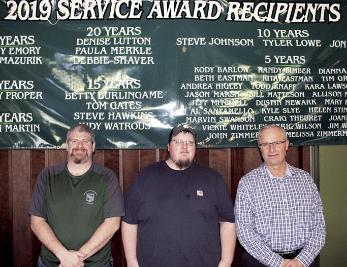 CMC honors 10 years
