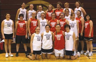 Alumnae hoopsters