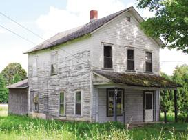 3 city houses to be torn down