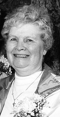 Ella Mae Mulhollan Brochey, 88