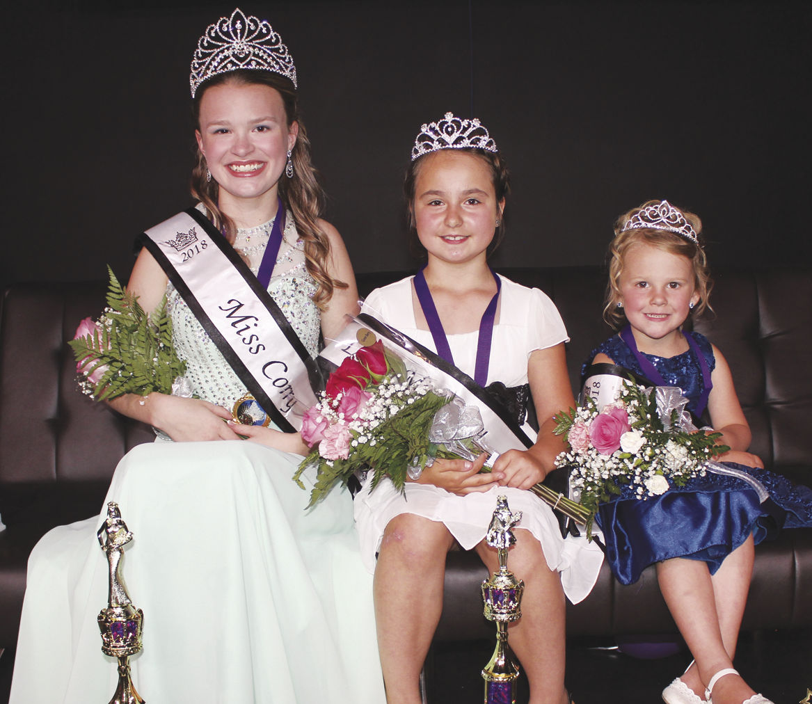 Corry royalty crowned