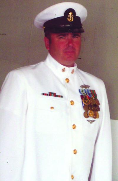 Mong Retires from U.S. Navy