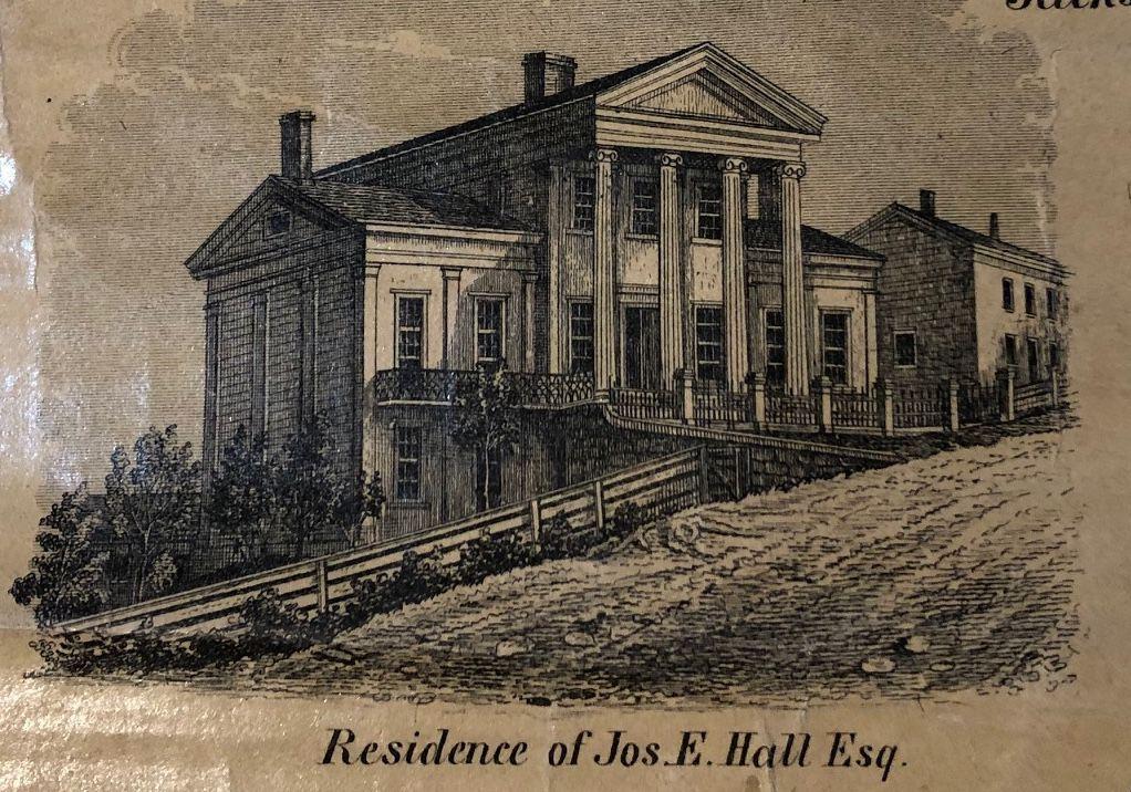 original hall house