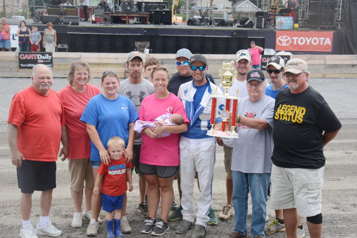Shaw surges to second Buster DiSalvo Trophy, clams track record