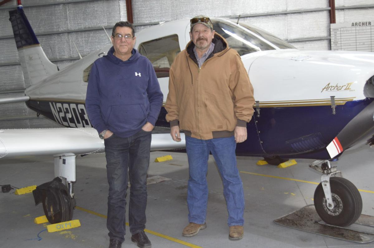 Manager and Flight instructor