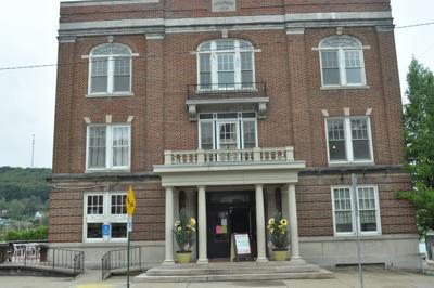 Johnsonburg Community Center front