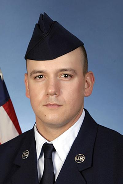 c1a46b44d96 U.S. Air Force Airman McCracken graduates from basic military ...