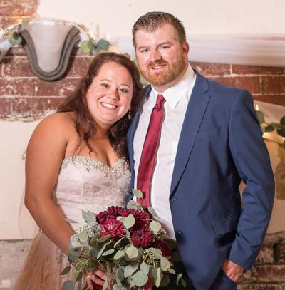 Mr. and Mrs. Ryan Lightner