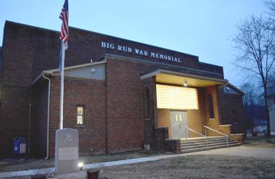 Big Run War Memorial