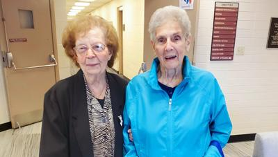 Seniors enjoy aquacise classes at DuBois YMCA