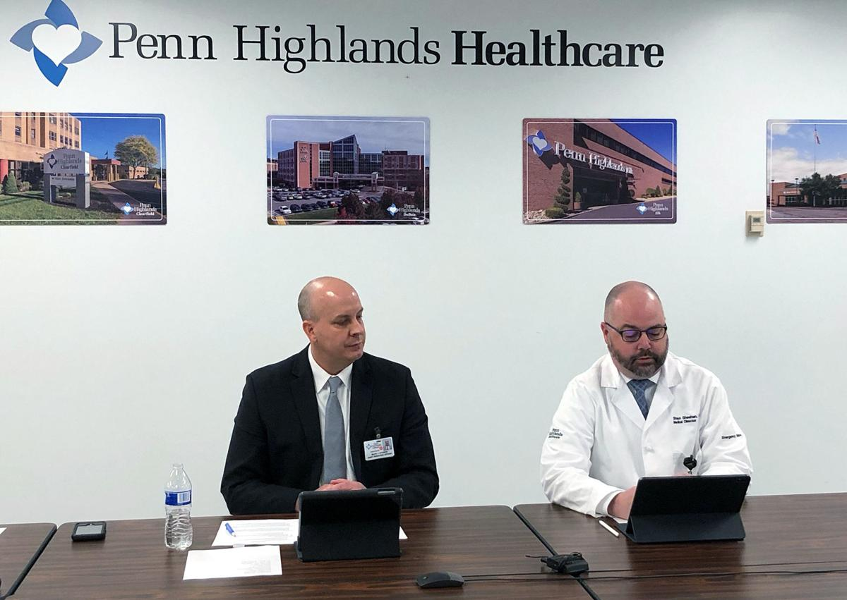 Penn Highlands Healthcare conference call