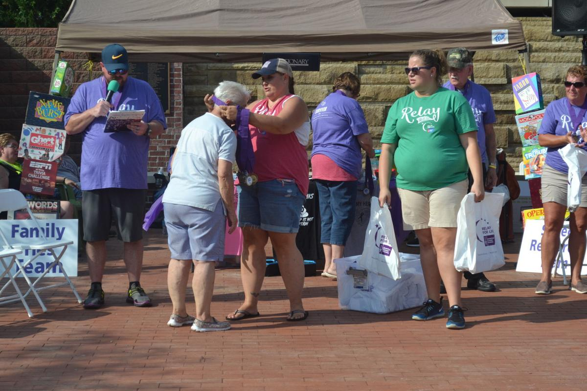 Relay For Life Survivors 1