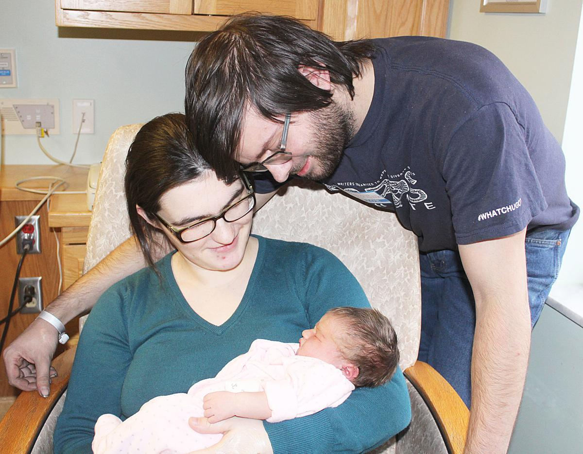 New Year's baby at Penn Highlands
