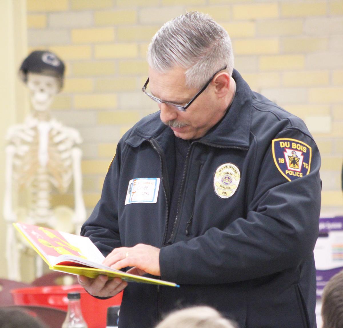 DuBois City Police Chief Blaine Clark