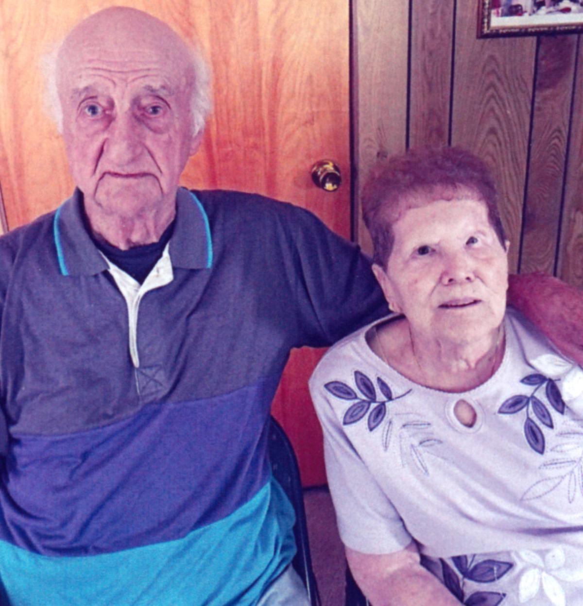 Mr. and Mrs. Harold Fillhart