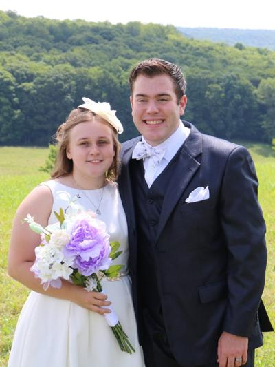 Mr. and Mrs. Benjamin D. Demers