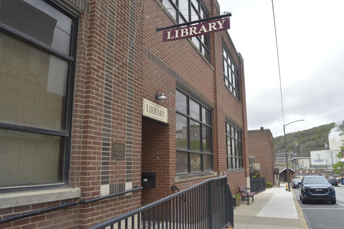 Johnsonburg Library front