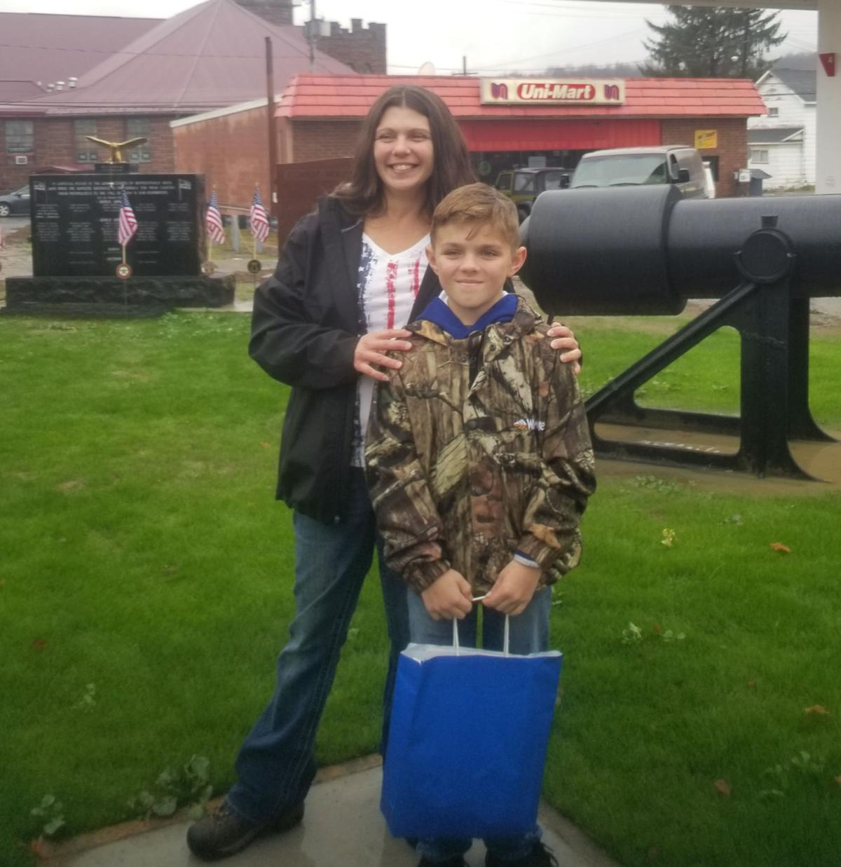 Levi and Melissa Strong