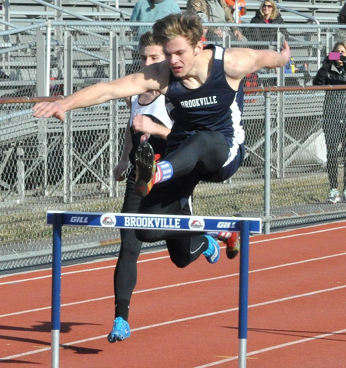 Dillon Olson 300 hurdles