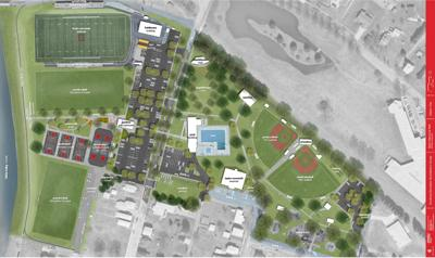 Taylor Memorial Park Phase 2