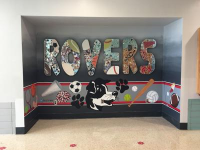 BCAT completes mural at Brockway Area High School