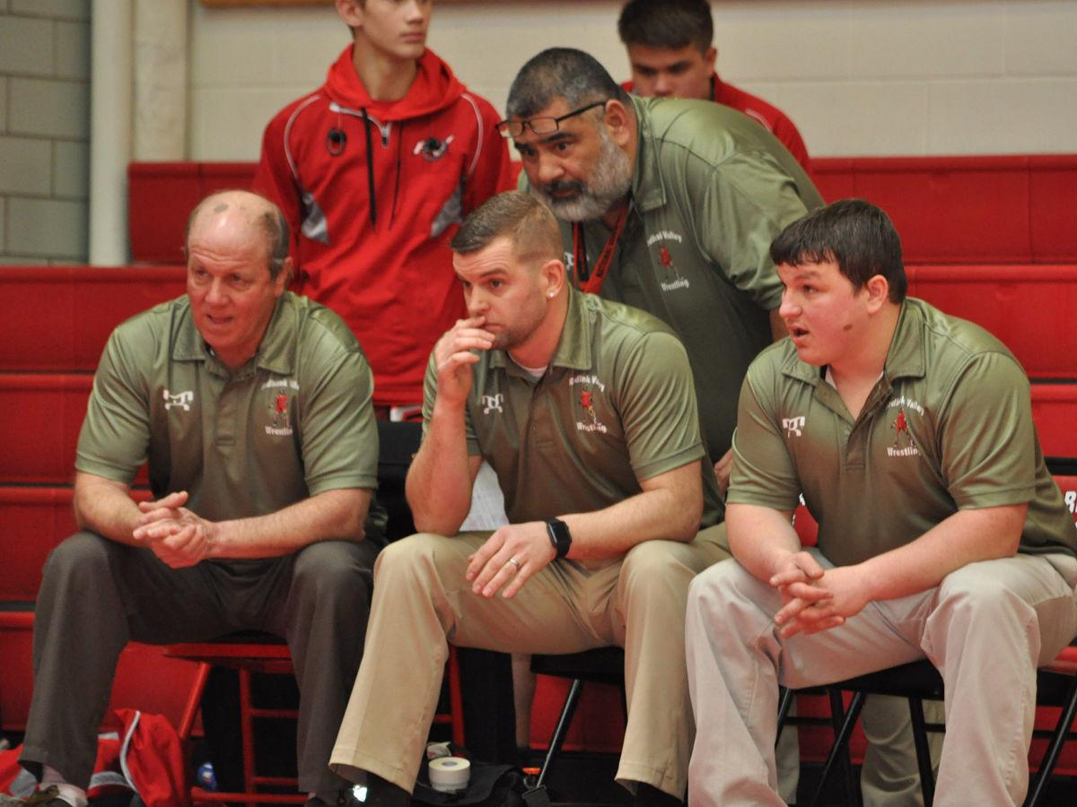 Coach Staff in Brinker shirts