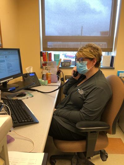 Palliative care appointment