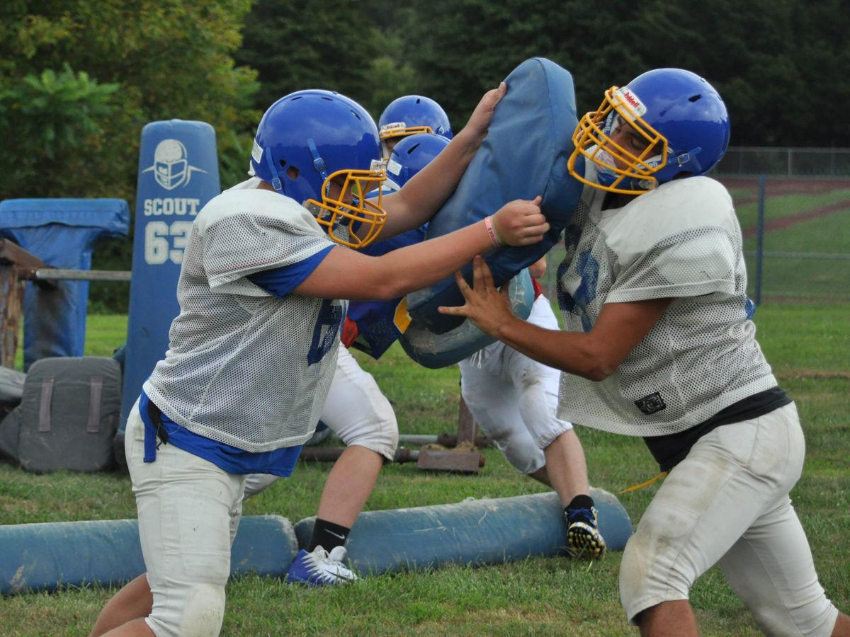 Bish and Byler line drill