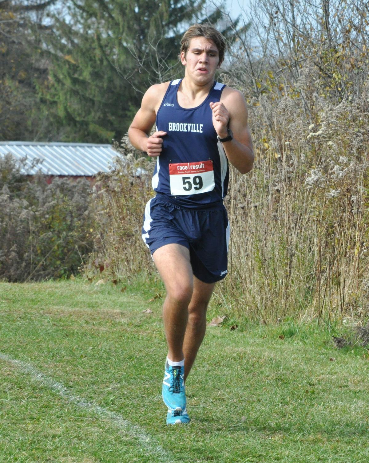 Calvin Doolittle D9 cross country