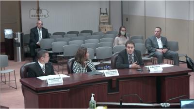PA Senate Education Committee COVID-19 enforcement policies