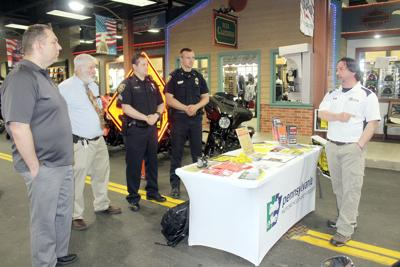 Promoting motorcycle safety