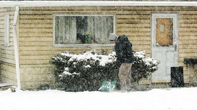 Schools, public offices close due to winter storm, slick
