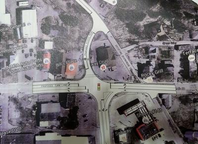 Brockway intersection