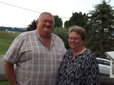 Mr. and Mrs. Bill (Pat) Carr