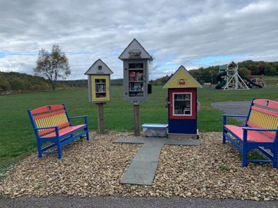 Knoxdale Area Little Free Library