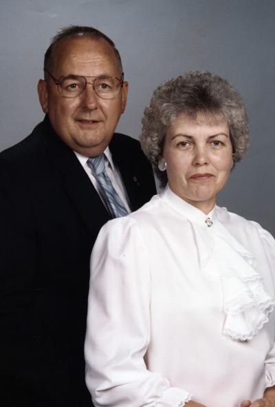 Mr. and Mrs. Thomas Wylam