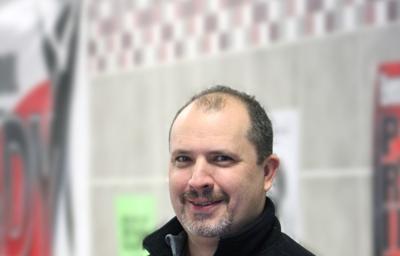DuBois Area Middle School music and band director Joe Sensor